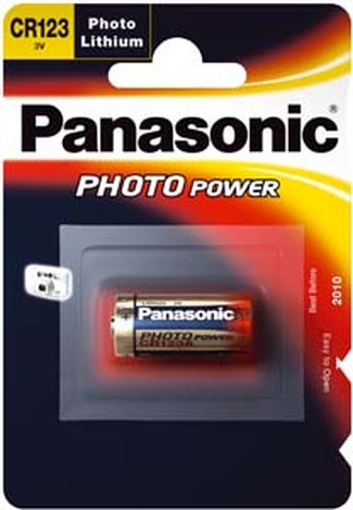 Panasonic CR-123AEP